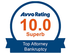 Top Bankruptcy Attorney AVVO
