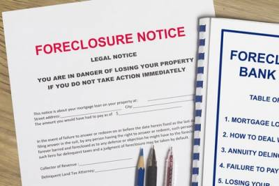 TX foreclosure lawyer